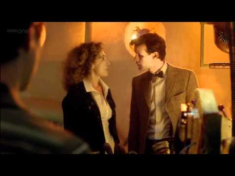 The Doctor and River  Series 6  2