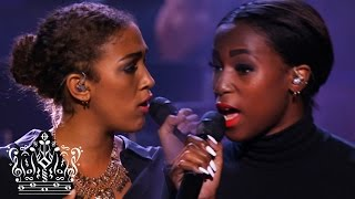 Sabina Ddumba & Melinda De Lange - Havana moon