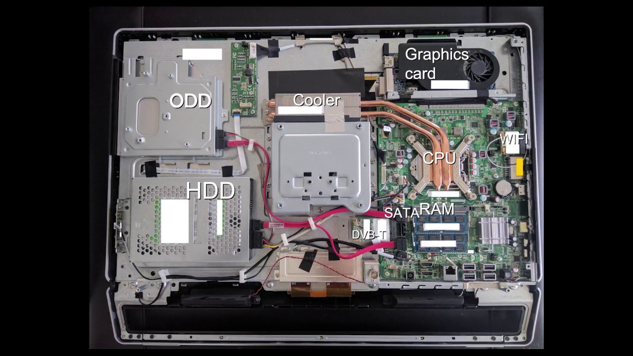 NEW DRIVERS: ACER ASPIRE Z3771