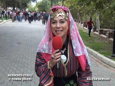 Kültür Kervanı - Tekeli 2.Yörük Şöleni ( 1.Bölüm )