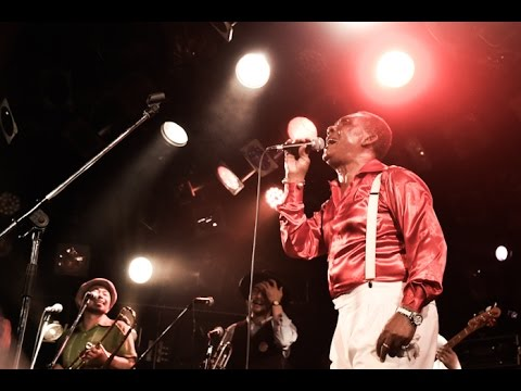 Ken Boothe with COOL WISE MAN