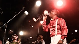 "Ken Boothe with COOL WISE MAN ""Everything I Own"" @SHIBUYA CLUB QUATTRO 2015・9・28"