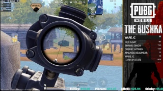 THE GREATEST NOOB ON EARTH LIVE PUBG MOBILE