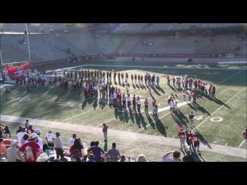 Escambia Academy vs Autauga Academy 2016 AISA AA Championship