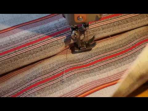 Spring start of my boat engine and sewing project. Video no. 72