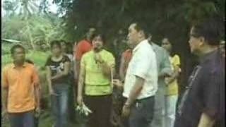 Sec. Arthur Yap turnover Loboc Projects