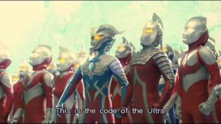 Ultra Galaxy Legend The Movie part 8[English Sub]
