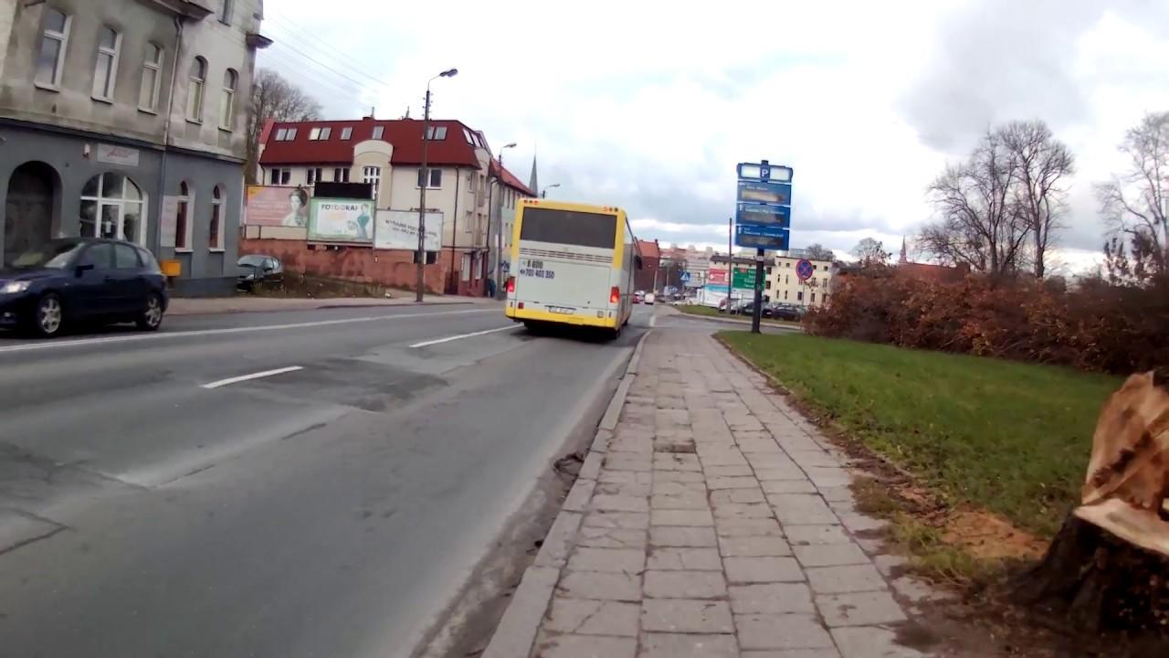 Ulica Kujawska w Bydgoszczy 4k