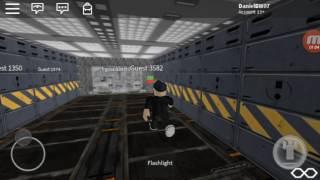ROBLOX: Slender Man's Revenge 2 (He got stuck)