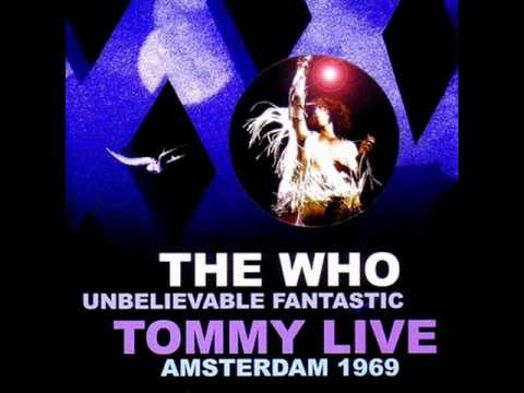 Underture - The Who - Live in Amsterdam 1969