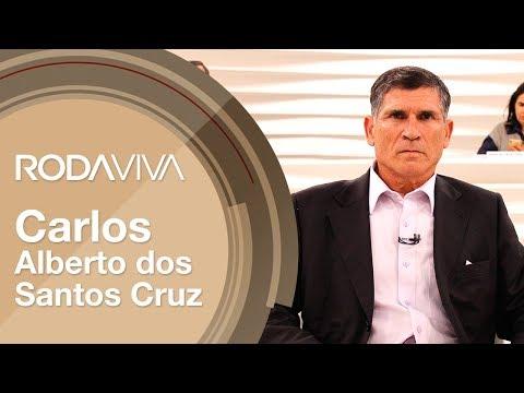 Roda Viva  Carlos Alberto dos Santos Cruz  29072019