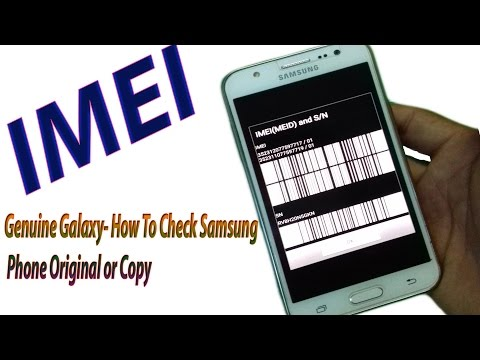 ▶▶Genuine Galaxy- How To Check Samsung Phone Original or Copy▶▶