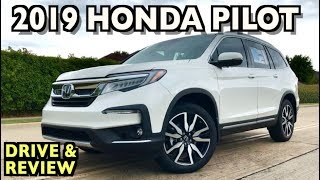 Here's the 2019 Honda Pilot Review on Everyman Driver