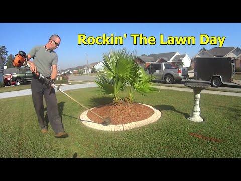 Lawn Service - Cutting Grass - Adwords Info - Lawn Mower Repair Website