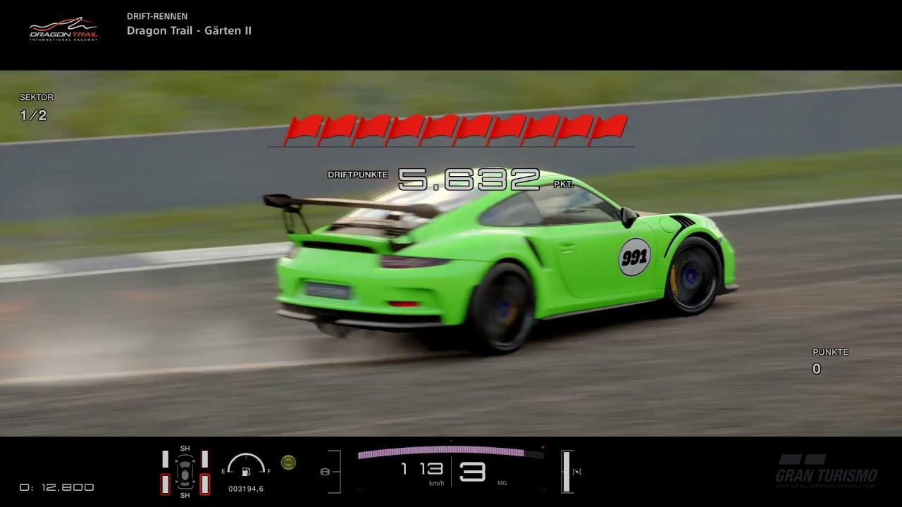 Drift Rennen