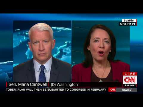 CNN: Cantwell Calls on President Trump Not to Reverse Clean Water Rules for Bristol Bay
