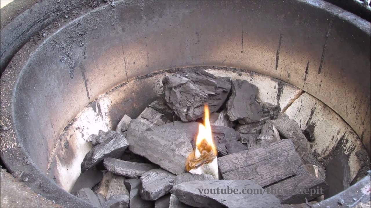 how to light charcoal charcoal 101 3 using homemade fire