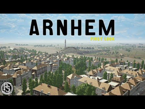Post Scriptum – Arnhem New Map First Look