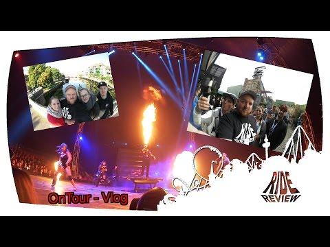 OnTour: Presse Events & Kermis Nijmegen - Vlog