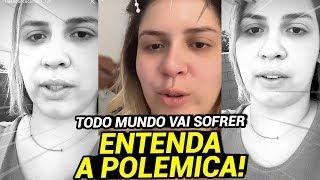 Baixar POLÊMICA na musica NOVA de MARILIA MENDONÇA!