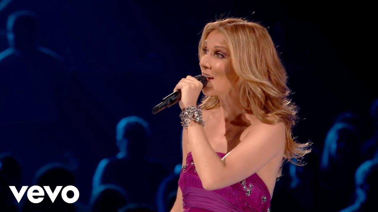 Céline Dion - The Power of Love (Taking Chances World Tour: The Concert)