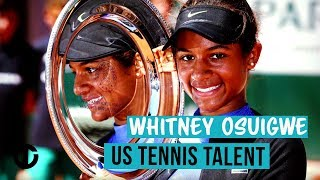 Whitney Osuigwe | 15 year-old US Tennis Talent | Trans World Sport