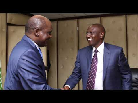 Chebukati Wants DP Ruto To Help?