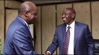 Chebukati Wants DP Ruto To Help?