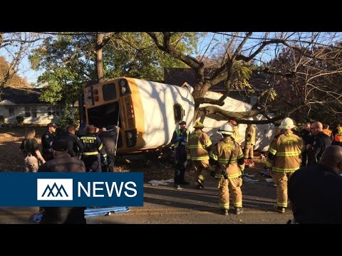 911 calls released from Woodmore bus crash in Chattanooga, Tennessee   - DIBC News