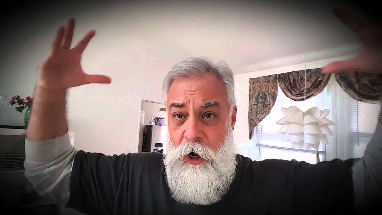 how to avoid grey hair on beard