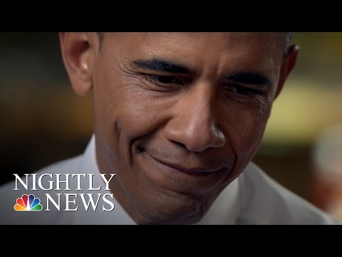 President Obama: 'My Spirit is Unchanged,' - Exclusive Interview   NBC Nightly News