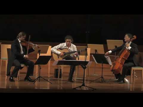 Vivaldi, Trio in G minor - II mov. larghetto