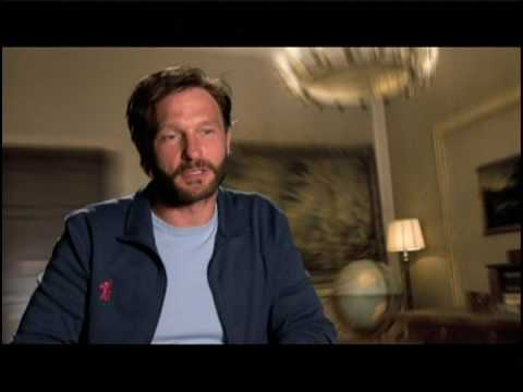 """Valkyrie"" - Interview with Thomas Kretschmann - Part 1"