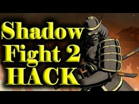 shadow fight 2 hacked version  android 1