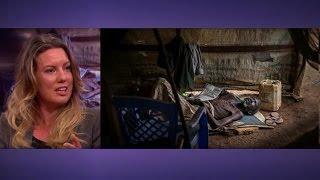 Ilvy Njiokiktjien brengt hongersnood Afrika in beeld - RTL LATE NIGHT