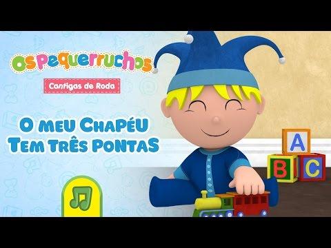 Os Pequerruchos - O Meu Chapéu Tem Três Pontas [DVD Cantigas de Roda]