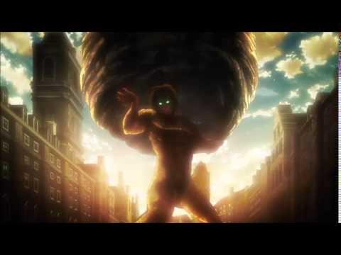 Anime Mix Wallpaper Attack On Titan Eren Titan Form Theme Epic Youtube