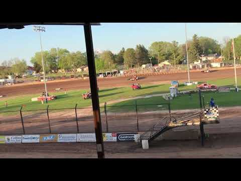 Plymouth Dirt Track Grand National Heats 5-25-2019
