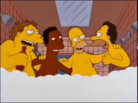 Homero de parranda - Los Simpson (Completo Latino)
