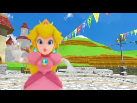 [MMD X Super Mario] Princess Peach Dances To The Ievan Polkka (Request #3 From Angel Orr)