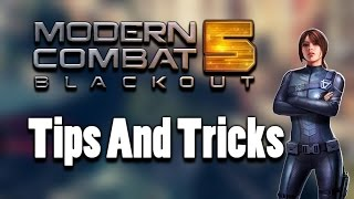 Modern Combat 5 - Tips And Tricks - Fast XP (Mc5 Tips)