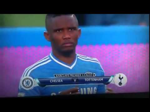 Samuel Eto'o crazy moment at chelsea