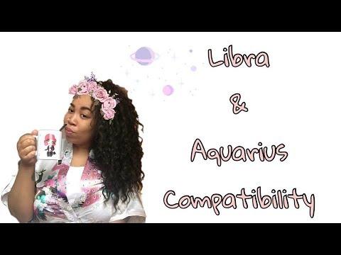 LIBRA and AQUARIUS COMPATIBILITY