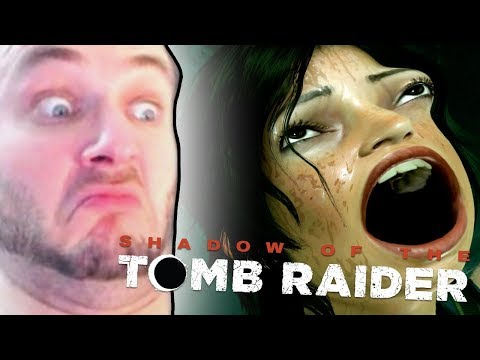 COD NOOB Tries Shadow of the Tomb Raider...