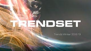 Trends im Herbst/Winter 2018.19 (TrendSet Sommer 2018)