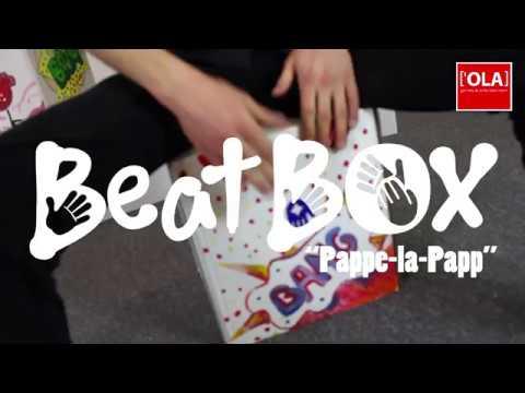 papp cajon beatbox pappe la papp youtube. Black Bedroom Furniture Sets. Home Design Ideas