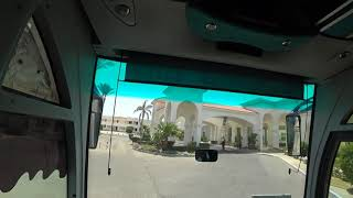 Аеропорт Шарм-эль-Шейх|Едем на автобусе в Отель