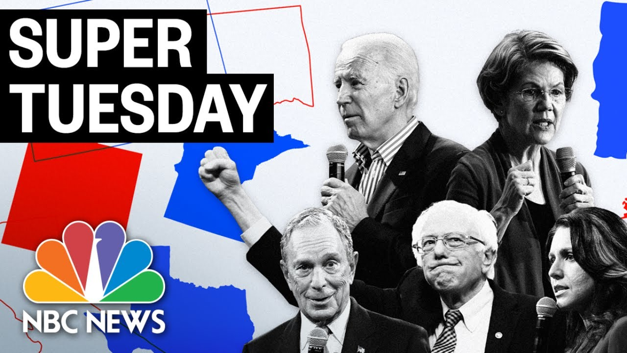 Video thumbnail for: Super Tuesday: California, Texas Election Results | (Live Stream Recording)