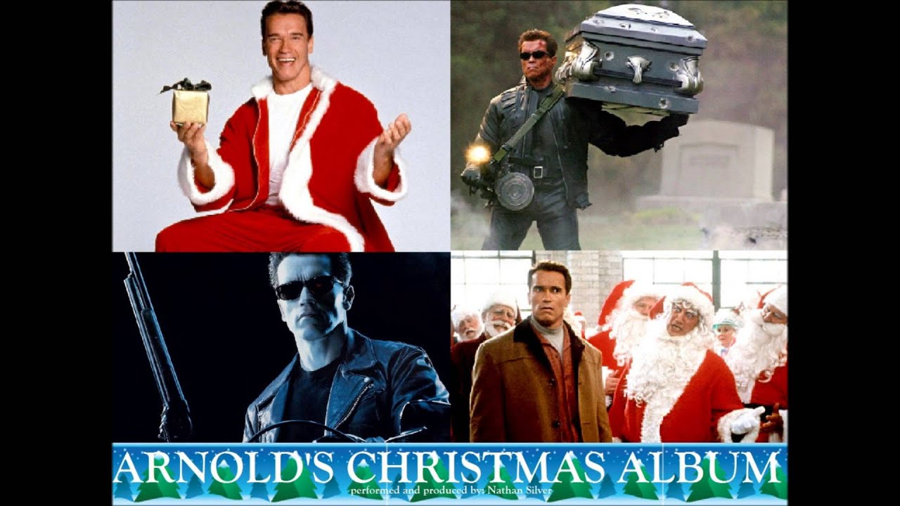 arnold schwarzenegger jingle bell rock arnolds christmas album - Arnold Christmas Movie