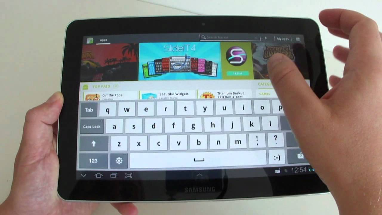 Samsung galaxy p7500 xdating